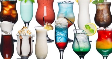 Award Winning Mixed Drinks and Cocktails