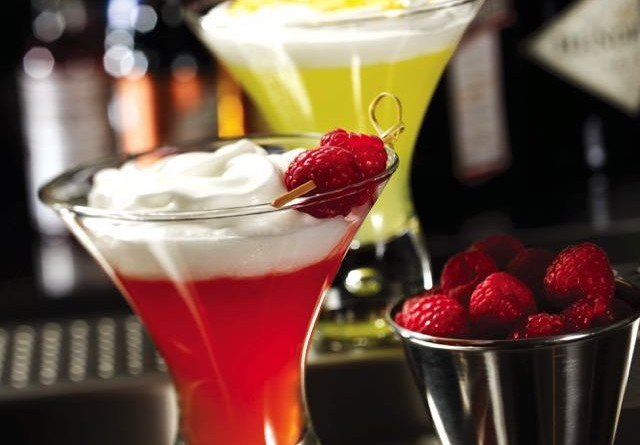 Bartender's Best Drink: Red Velvet - Lemon Meringue
